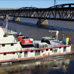 USACE Towboat Reassigned and Renamed