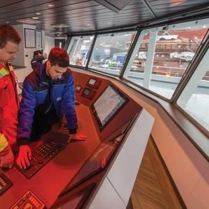 Maritime Autonomy: The Reality