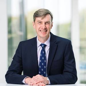 UK Hydrographic Office Appoints Peter Sparkes as Chief Executive