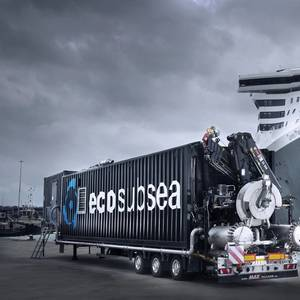 Robotic Hull Cleaning Advances in Dutch Ports