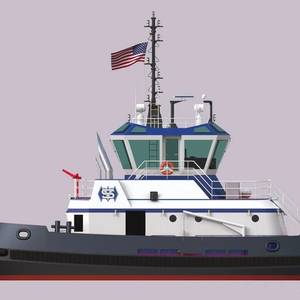 Master Boat Builders Building Two New Tugs for Suderman & Young