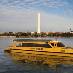 Metal Shark to Build DC, New Orleans Passenger Vessels