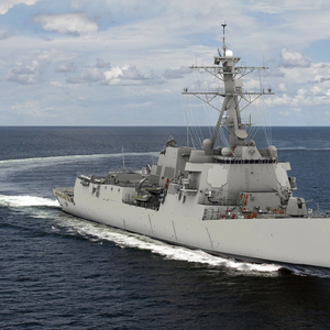 Construction Milestone for DDG 51 Program