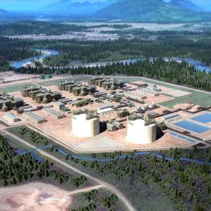 Build It and They Will Buy: The New World of LNG Canada