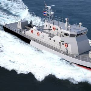 MAN to Power Thai Navy Newbuilds