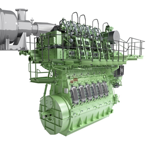 Marine Power: First Order for High-Pressure SCR for Two-Stroke Engines