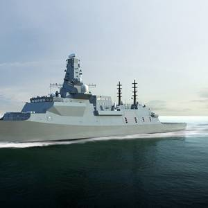 UK Names Next Type 26 Warship HMS Cardiff