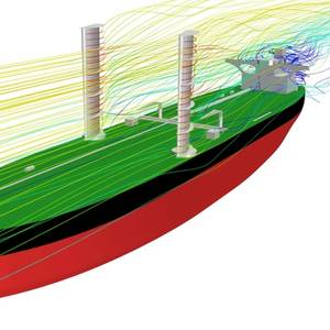 DNV GL Awards AIP to KSOE for Wing Sail Propulsion