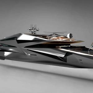 Yacht Design: Meet the Sleek MY Roswell 65
