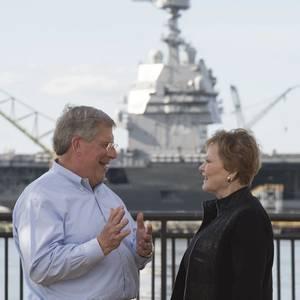 Rep. Granger Visits Newport News Shipbuilding