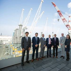 Offshore Wind: Lindø port of Odense Invests in Cranes