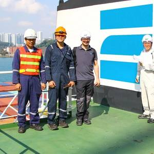 Zeaborn: 100 vessels to be EU Hazardous Compliant