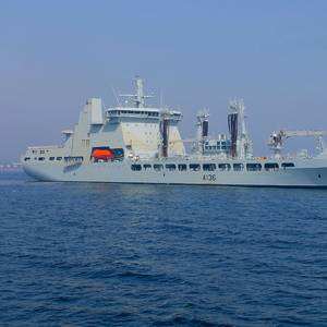 New Tanker for UK Defense Project