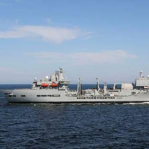 UK Sends Navy Ship for Haiti Earthquake Relief
