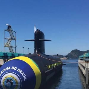 World Navies: Brazil´s Riachuelo Submarine
