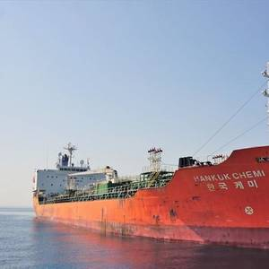 Iran MP Says Unfreezing Funds May Help Release of South Korean Tanker
