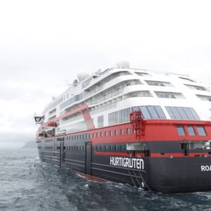 Four Crew Members on Hurtigruten Cruise Ship Hospitalized with COVID-19