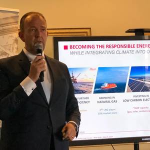 IMO 2020: Total Lubmarine 'Road Show' in NYC