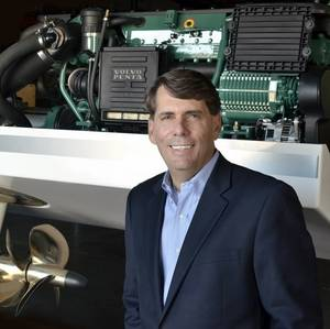 Interview: Volvo Penta's Ron Huibers