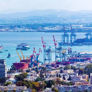 Haifa Port Sale Expected to Fetch $600m or More, Bidders Line Up