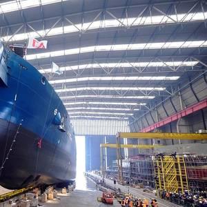 Royal IHC Launches TSHD Newbuild