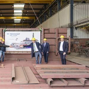 Passenger Ferry LNG Conversion Project Kicks Off