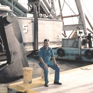 Rudy Teichman: A Marine Salvage Legend