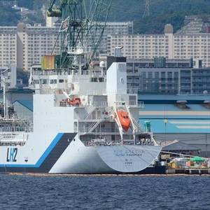 The Race is On to Pioneer Hydrogen Shipping