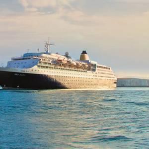 Saga Sells Cruise Ship to Turkey's Anex Tour
