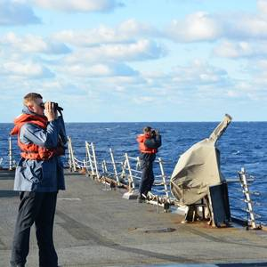 Search Called off for Missing US Navy Sailor