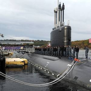 US Navy to Commission Submarine Illinois