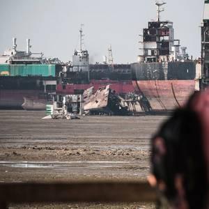 Grant Awards Target Safer Shipbreaking