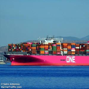 Containership Strikes Tanker in Greece