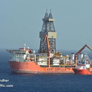 Petronas Drillship Exits South China Sea After Standoff