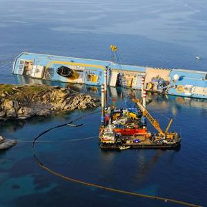 Costa Concordia Captain Sentenced to 16 Years in Prison
