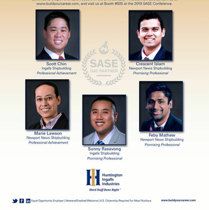 HII Employees Honored at SASE