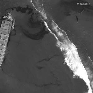 Wakashio Spill Leads Mauritius to Declare Emergency