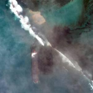 Wakashio Oil Leak Stops as Mauritius Braces for 'Worst Case Scenario'