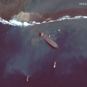 Who Pays for Mauritius Oil Spill and How Much?