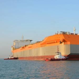 Lankhorst Deepwater Mooring Lines for Liza Unity FPSO