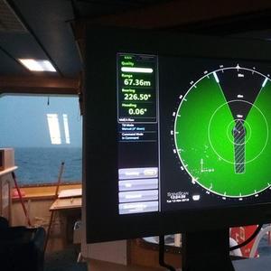 Wärtsilä Completes Sea Trials for SceneScan System