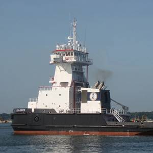 BAE Systems Delivers Tug to Seabulk Tankers
