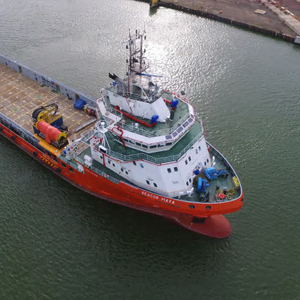 Seacor Orders Hybrid Power and DP Upgrades