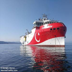 Greece Calls Turkey's Seismic Survey in Mediterranean Illegal