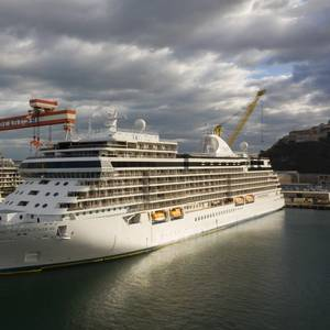 Fincantieri Delivers Seven Seas Splendor