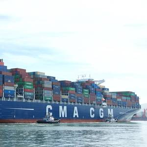 CMA-CGM Suspends Cargo Bound for South China Ports in Early 2021
