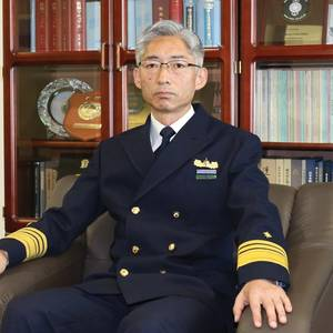 Interview: Shuichi Iwanami, Commandant, Japan Coast Guard
