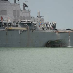 Ex-US Navy Officers Face Negligent Homicide Charges over Ship Collisions