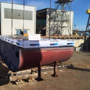 "Shipbuilding: Fincantieri Starts on ""Silver Moon"""