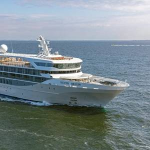 World First: Cruise Ship Piloted Remotely During Sea Trials